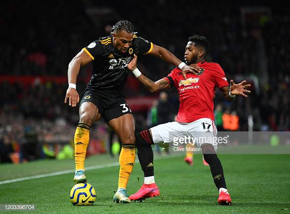 Manchester United 0-0 Wolverhampton Wanderers: Wolves hold United in borefest