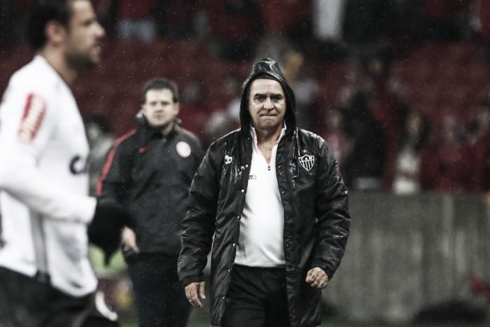 Marcelo Oliveira lamenta erros do Atlético-MG e banca Victor: ''Tem toda credibilidade''