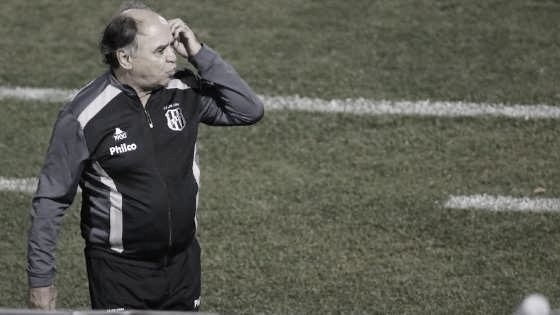 Marcelo Oliveira em Ponte Preta 1 a 0 Oeste (Álvaro Jr/Ponte Press)