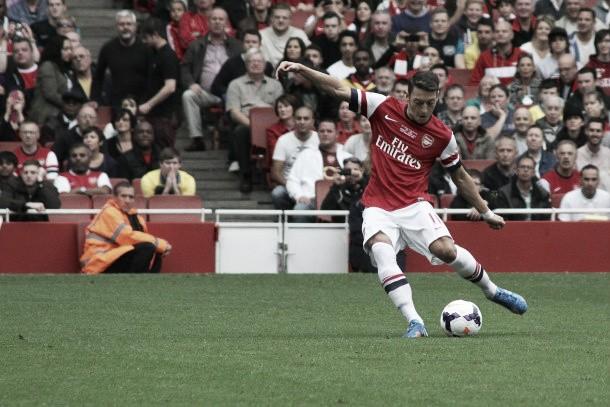 Consistency from Mesut Özil can help Arsenal clinch Premier League title