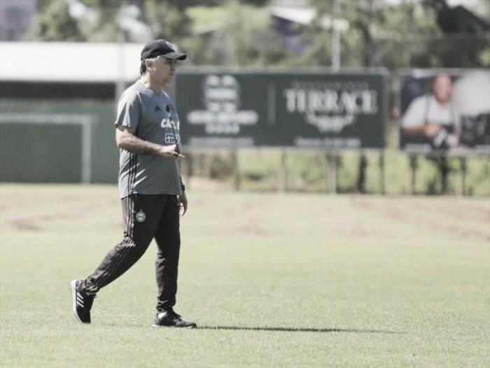 Marcelo Oliveira aponta erros no planejamento como fator para rebaixamento do Coritiba