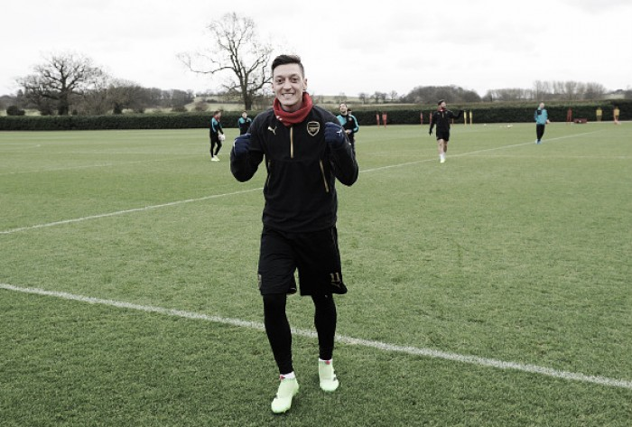 Opinion: Mesut Özil can still help propel Arsenal to title glory