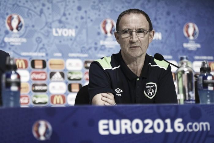 """Euro 2016, parla O'Neill: """"Abbiamo fatto il pieno di autostima dopo la prova contro l'Italia"""""""