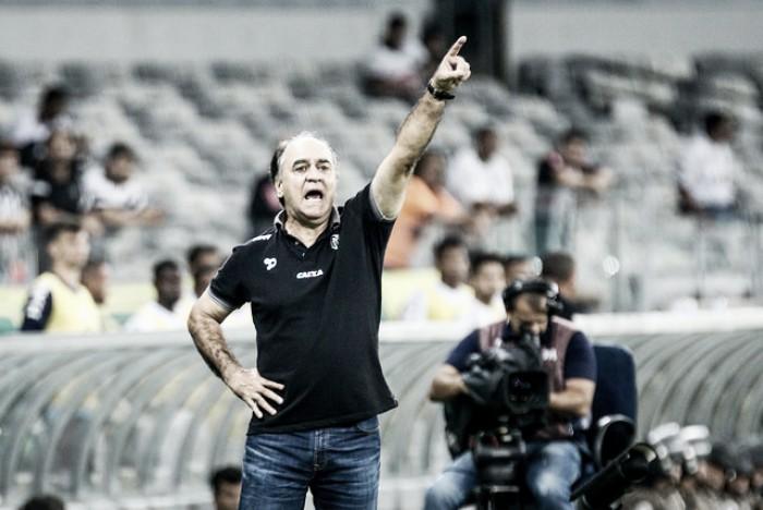 """Marcelo Oliveira deixa em aberto futuro no Atlético-MG: """"Não posso pensar nisso agora"""""""