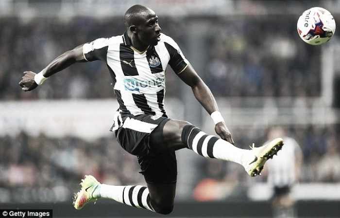 Mo Diamé reconoce que no ha cumplido las expectativas en el Newcastle