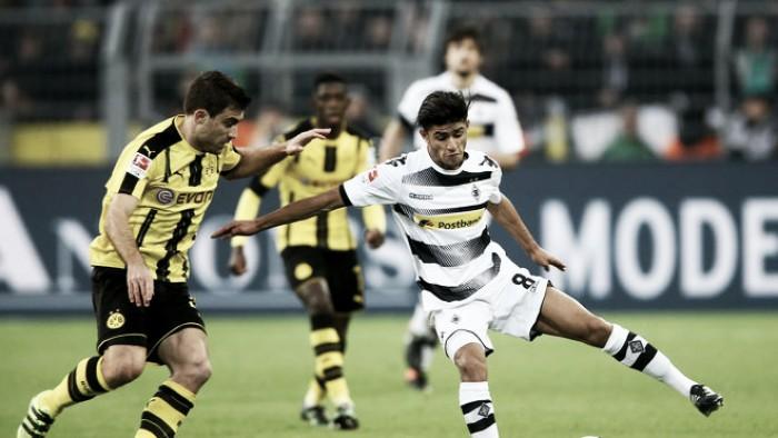 Em clássico de reencontros, Dortmund e Mönchengladbach se enfrentam no Borussenderby