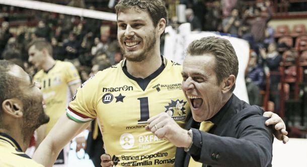 Modena vuol tornare ad essere Caput Volley... almeno in Italia