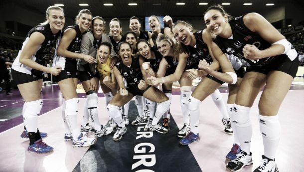 Liu Jo Volley Modena, tanti volti nuovi per un unico obiettivo
