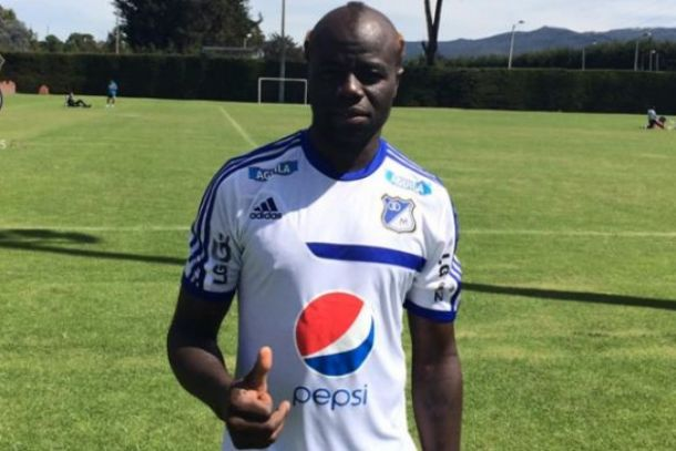 Modeste M'Bami es oficialmente jugador de Millonarios