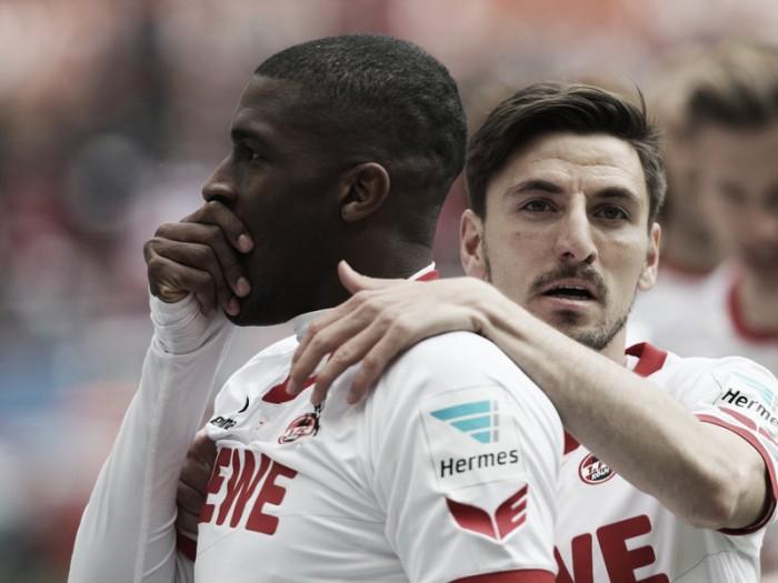 1. FC Köln 4-1 SV Darmstadt 98: Magic Modeste the hero