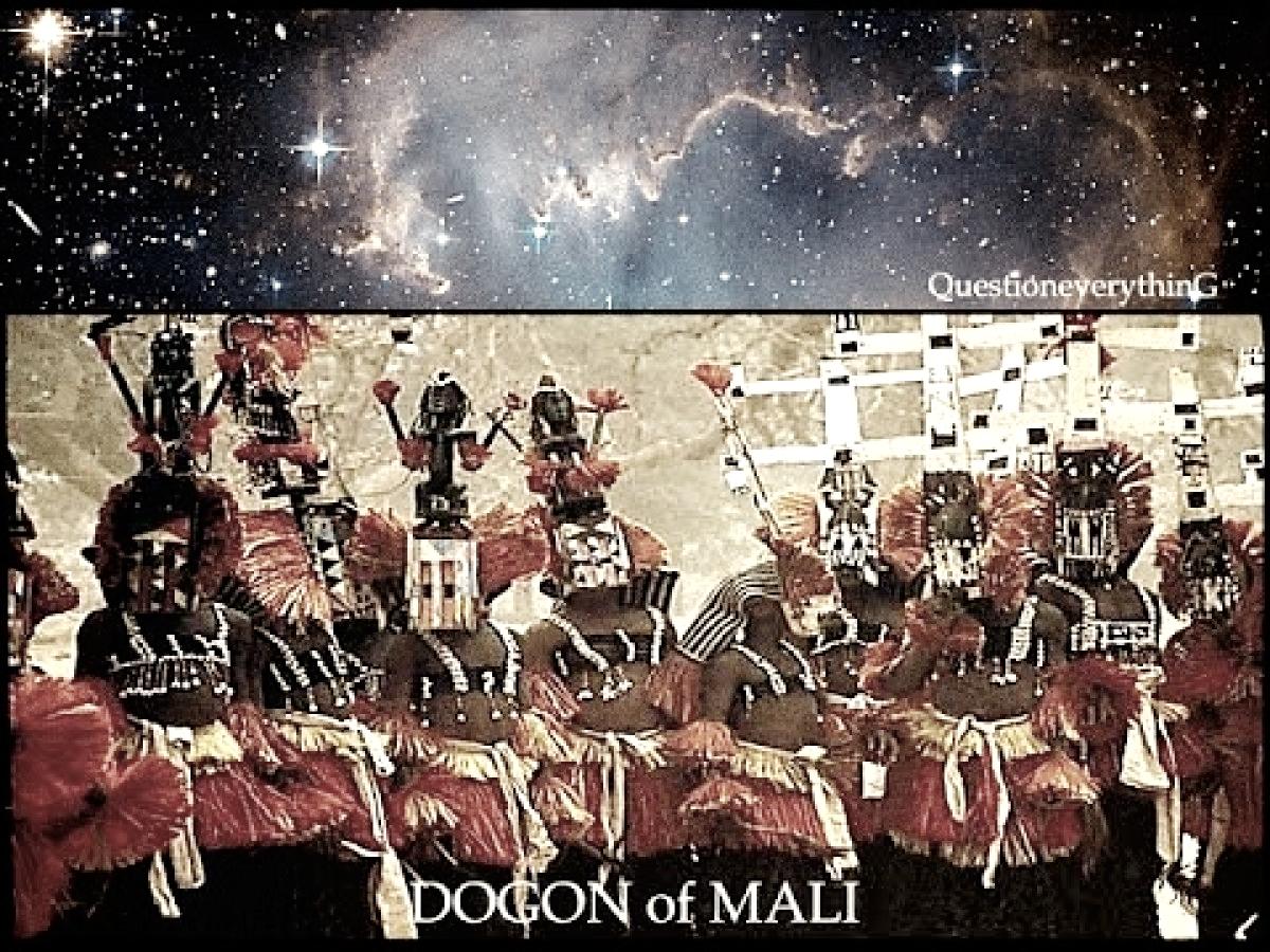 El misterio del pueblo de los dogones y la estrella de Sirio