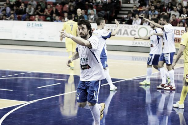 Nano Modrego, elegido Mejor Deportista Aragonés del 2014