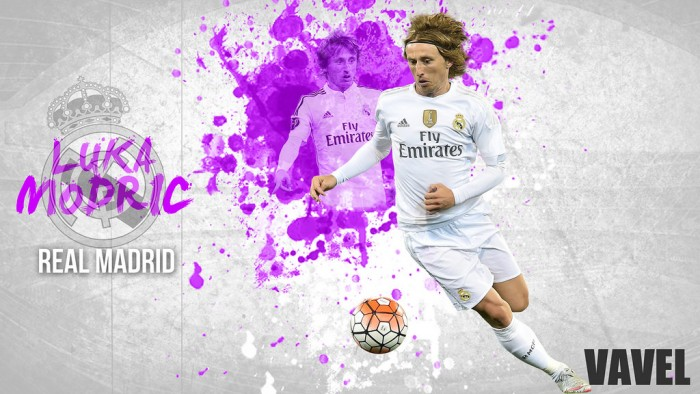 Real Madrid 2015/2016: Luka Modric, el director blanco