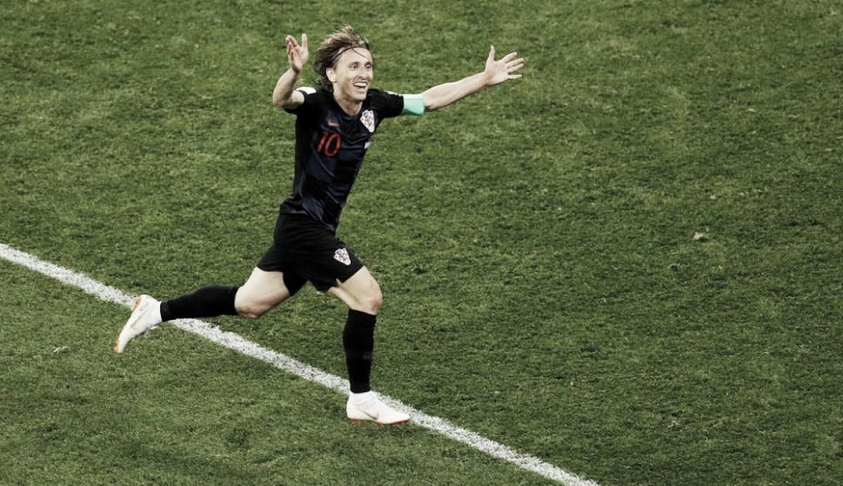 Modric y Kovacic jugarán la final del Mundial de Rusia
