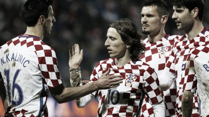 Croatia name 23-man Euro 2016 squad