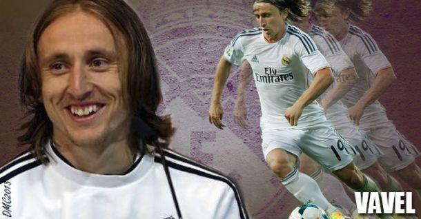Real Madrid 2013: Luka Modric