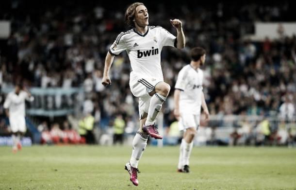 Real Madrid 2013/14: Luka Modric