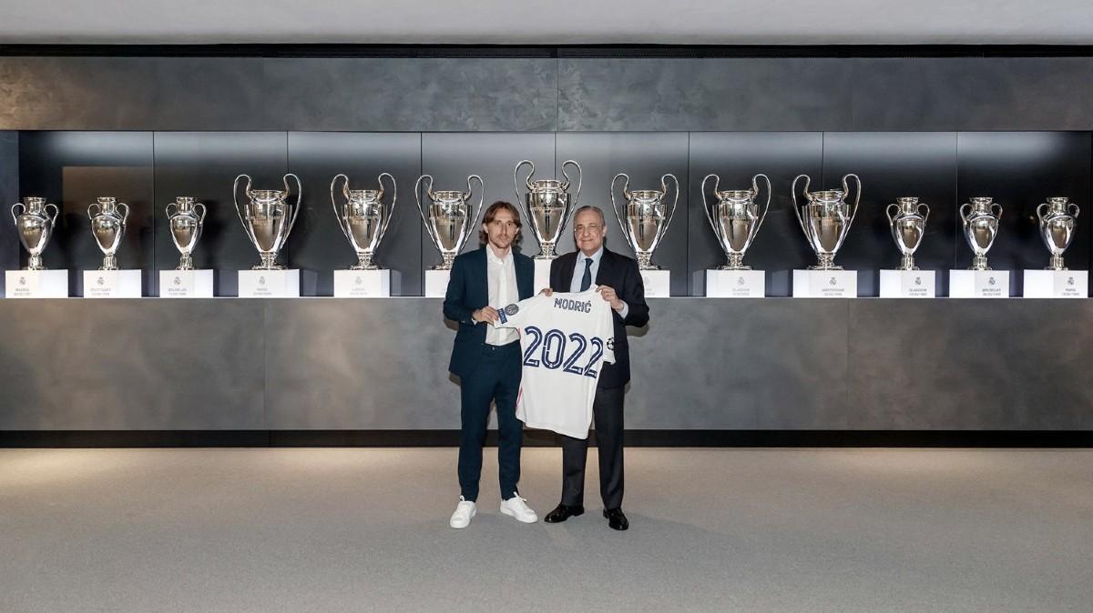 Luka Modrić, 2022