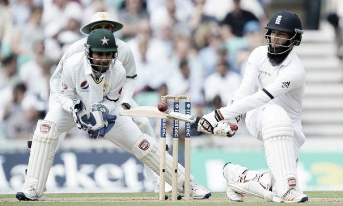 England vs Pakistan Day One: Ali ton gives England control
