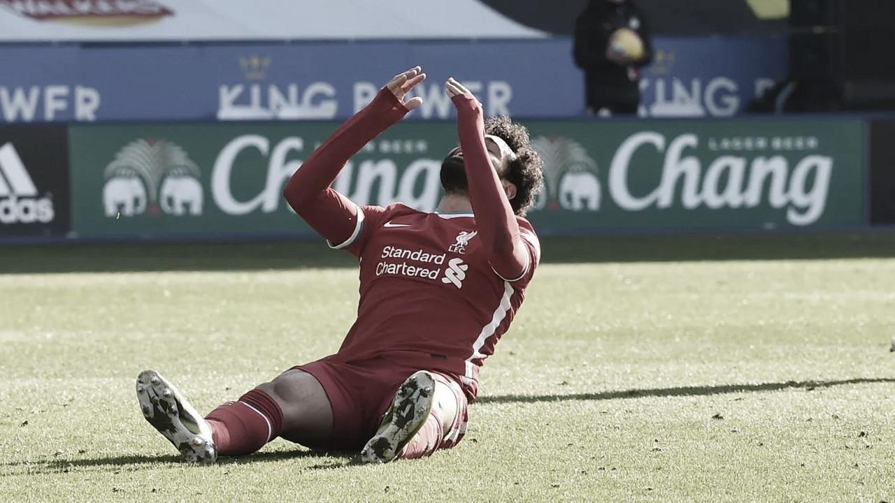 Nocaut del Leicester al Liverpool