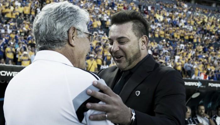 El 'Turco' confía en que Rayados pueda remontar la serie ante Tigres