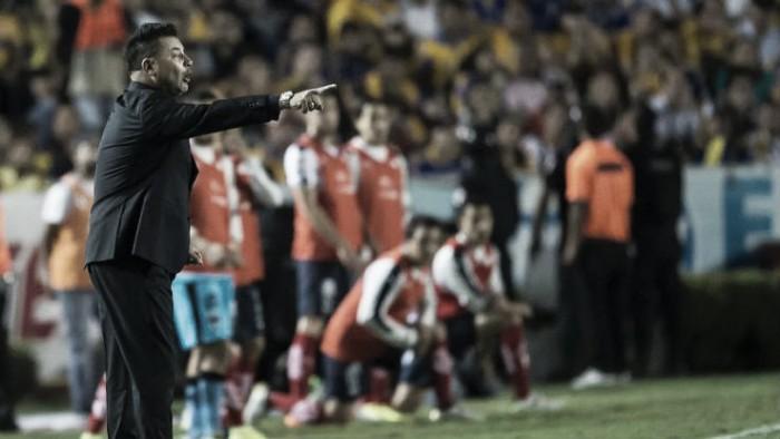 """Antonio Mohamed: """"Es un resultado que no nos deja contentos"""""""