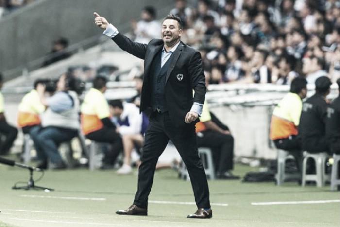 """Antonio Mohamed: """"No podemos ganar, estoy preocupado"""""""