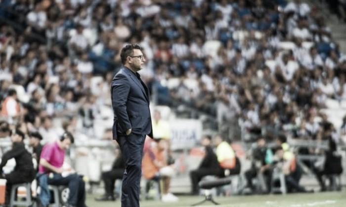 El 'Turco' aseguró tener confianza a ciegas en Rogelio Funes Mori