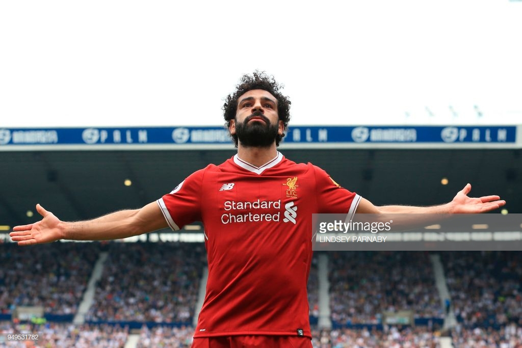 Liverpool's Mohamed Salah shortlisted for the UEFA Men's Player of the Year award