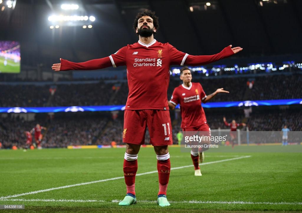 Mohamed Salah extends Liverpool deal until 2023