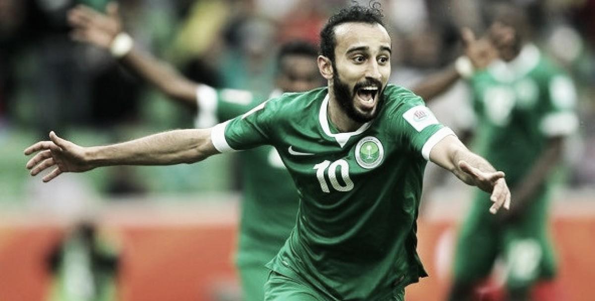 Estrella de Arabia Saudita 2018: Mohammed Al-Sahlawi, el optimista de gol saudita