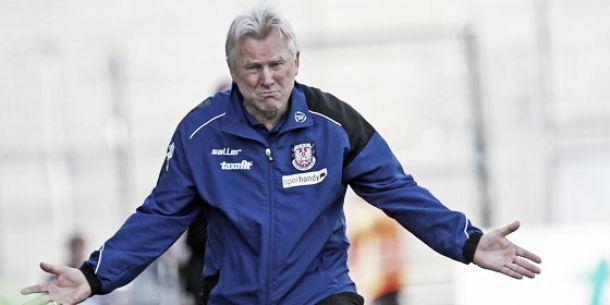 Möhlmann relieved of duties as FSV boss