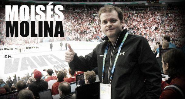 """Entrevista. Moisés Molina: """"Llegó el momento de prohibir las peleas en la NHL"""""""