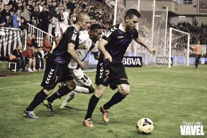 Previa Rayo Vallecano - Real Valladolid: prueba de fuego