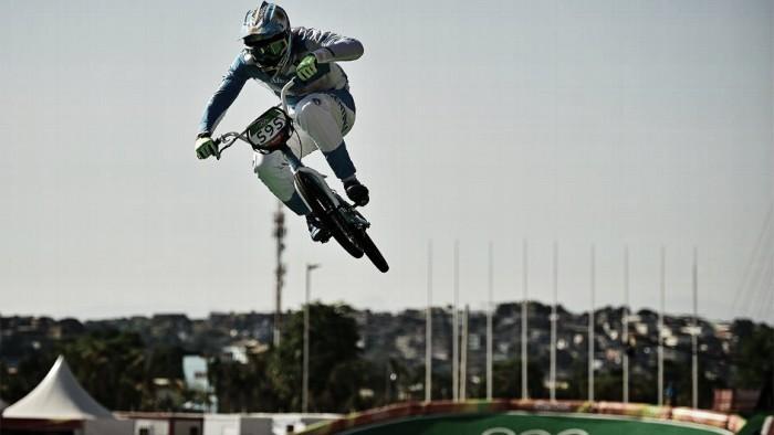 Rio 2016: Molina, pedaleando por la final