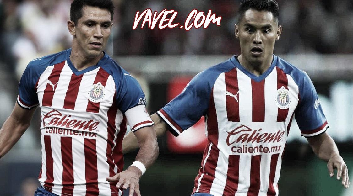 ¿Qué tanto aporta la dupla Molina-Vázquez a Chivas?