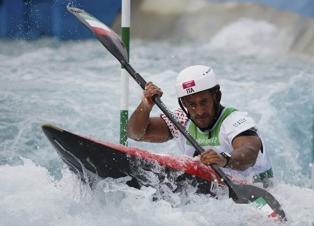 Momenti di emozione nel kayak italiano