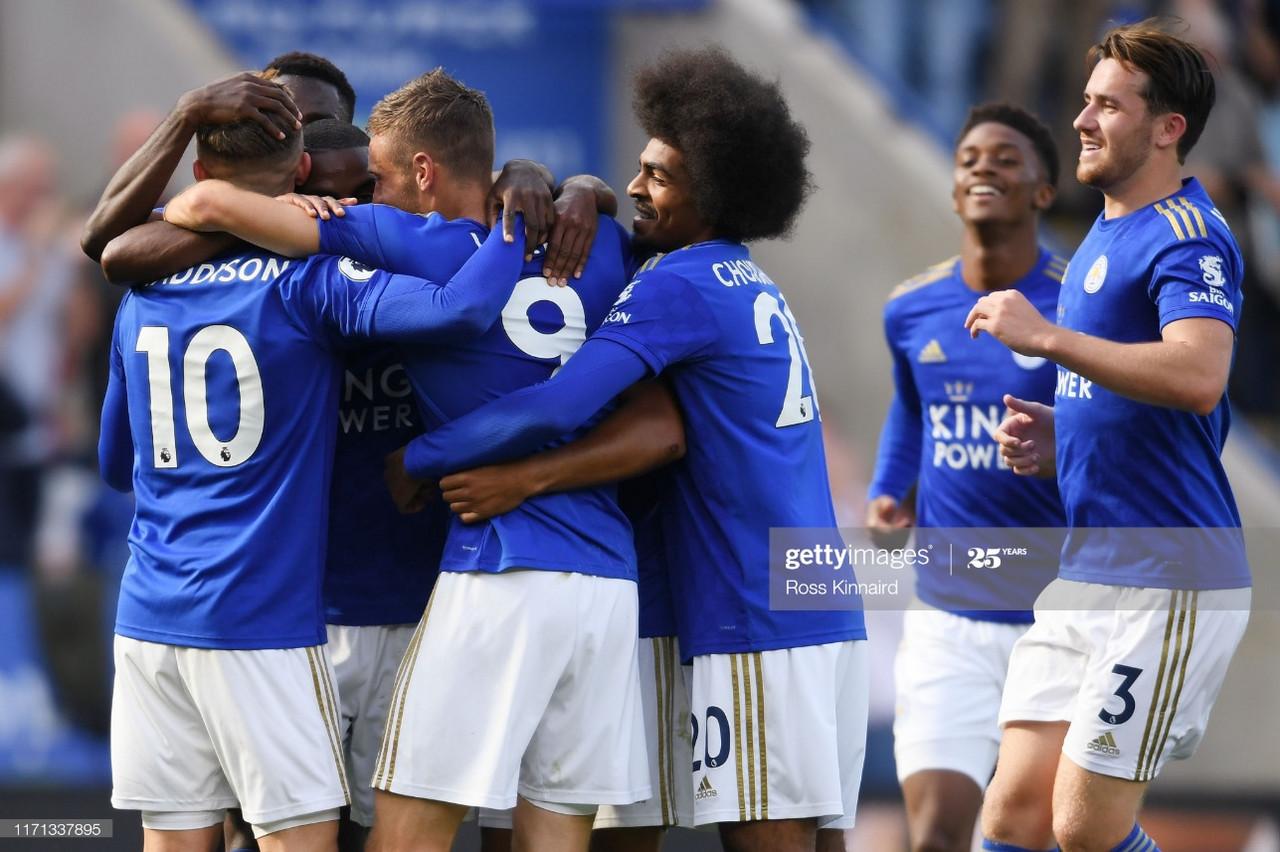 Leicester City 2019/20 Awards (so far): Moment of the Season