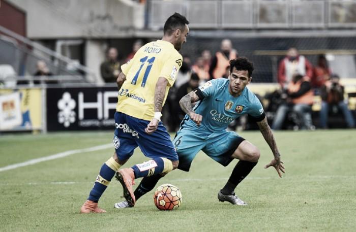 Destaque na última temporada, meia Momo renova com Las Palmas por mais um ano