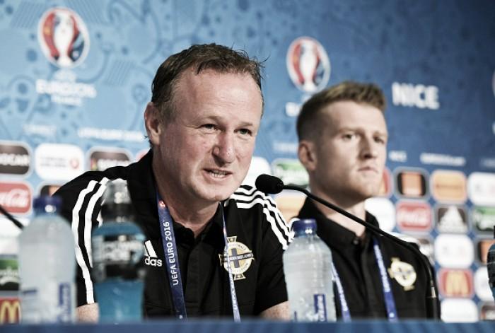 Michael O'Neill's pre-match presser: Northern Ireland boss plays down Lewandowski influence