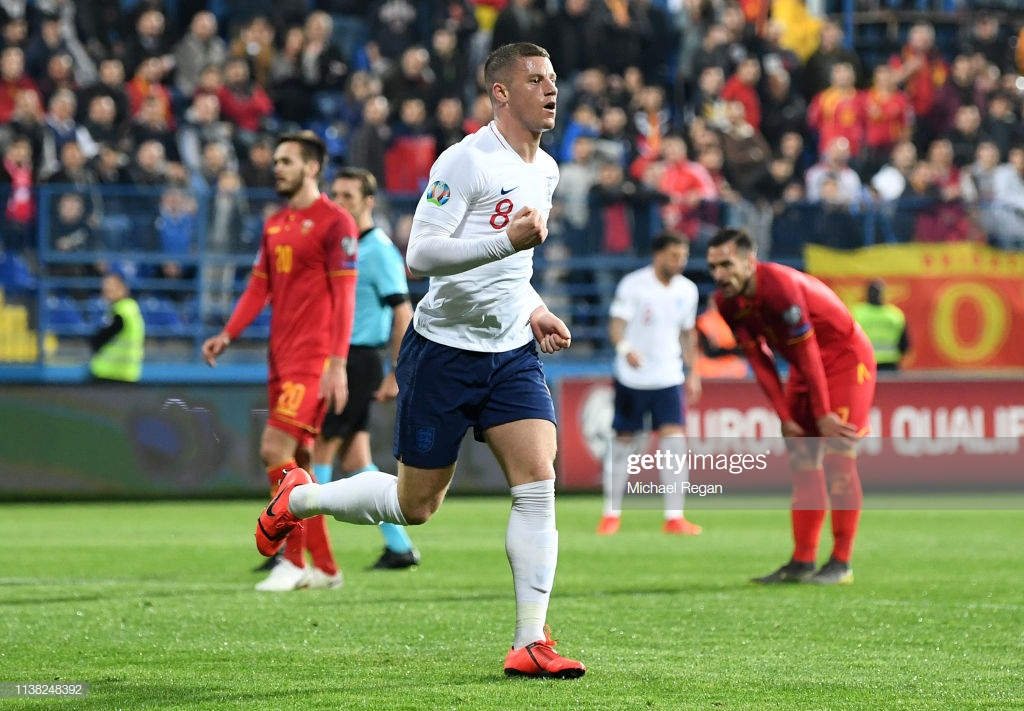 The Warm Down: Another five goals for England as Montenegro are swept aside