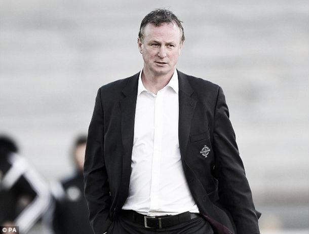 O'Neill names Northern Ireland squad for crucial Greece and Finland games