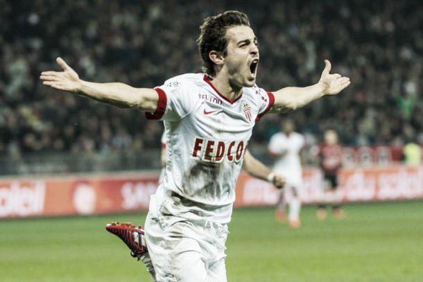 Mónaco vence Nice com golo de Bernardo Silva