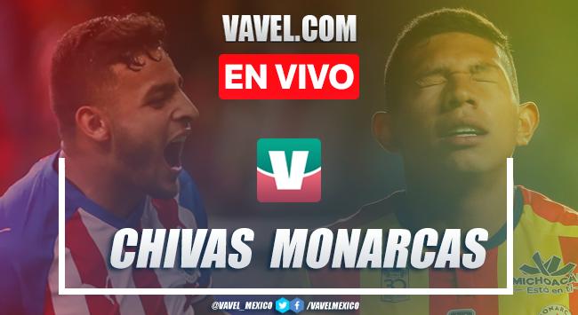 Resumen y goles Chivas 0-1 Morelia en Amistoso 2019