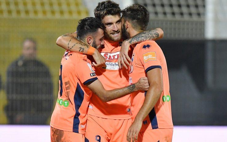 Serie B - Il Pescara batte lo Spezia e va in fuga: 1-3 al Picco