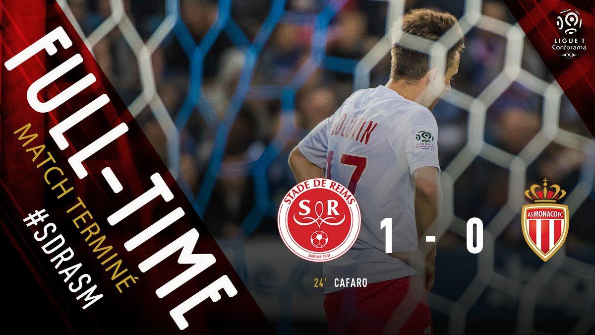 Ligue 1- Il Monaco non sa più vincere e sprofonda, il Bordeaux blocca il Lione. I risultati del sabato