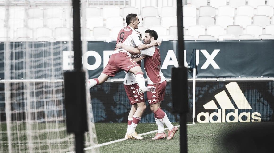 """Embalado na Ligue 1, Monaco sonha com título: """"Podemos pensar mais alto"""""""