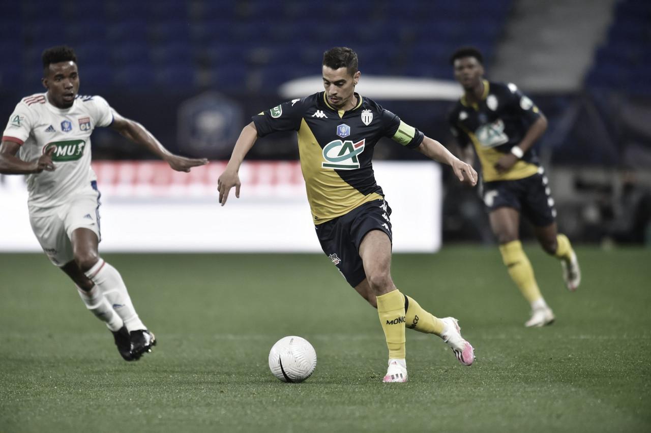 Lyon domina, mas Monaco avança na Copa da França