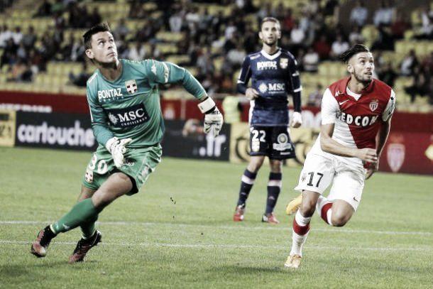 Sans la manière, Monaco vient à bout d'Evian