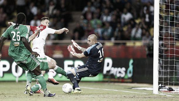 Resultado Mónaco vs Saint-Etienne (1-1)